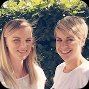 Anika Kirsch und Julia Frei